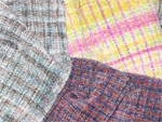 rayon chenille handwoven scarves