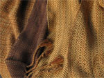 100% bamboo handwoven scarves
